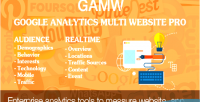 Google gamw analytics pro website multi
