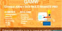 Google gamw analytics pro website multi