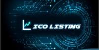 Ico icomap listing platform