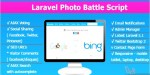 Photo laravel battle script