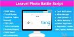 Photo laravel battle script