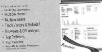 Pro prostats2 web analytics