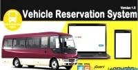 Reservation vehicle system