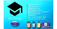 Result student publish mysql php system