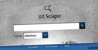 Scraper url