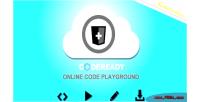 Script codeready playground code online