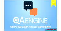 Script qaengine online community answer question