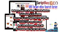 Scriptbay geo geo target script search ebay