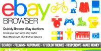 Affiliate ebay browser