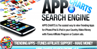 Charts apps engine search itunes