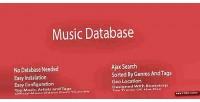 Database music