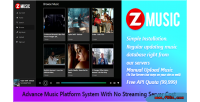 Music zuz advance system platform music