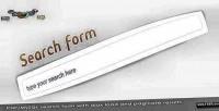 Search ajax form
