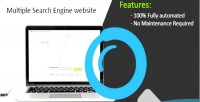 Search multiple engine website