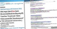 Search php engine