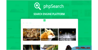 Search phpsearch engine platform