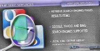 Serp php services