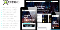 Video origins games portal