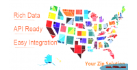 Zipcodes us search kit