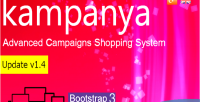 Advanced kampanya system shopping campaigns