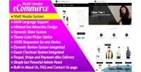 Commerce e pro multi ecommerce vendor system management business