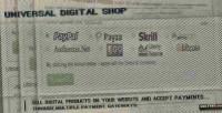 Digital universal shop