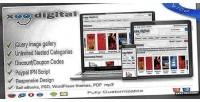 Digital php script to goods digital sell digital