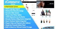 Genius ecommerce complete multi ecommerce vendor system management business
