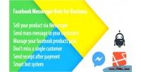Messenger facebook for business