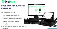 Multi isshue store solution ecommerce cart shopping