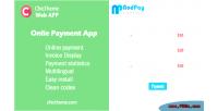 Online nodpay payment app