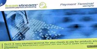 Payment beanstream terminal