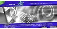 Payment moneris terminal