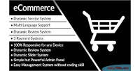 Responsive ecommerce ecommerce system management business