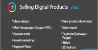 Selling eci digital products