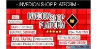 Shop platform with creator cms & engine shop