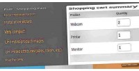 Shopping php cart