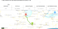 Tracking complex system fedex ups