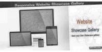 Showcase website script php gallery