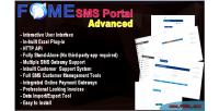 Sms portal advanced bulk script reseller sms sms
