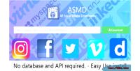 Social all media downloader
