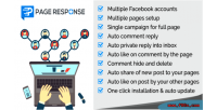 A pageresponse fb inboxer add on auto facebook comment private reply share like