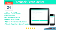 All invite friends event facebook to