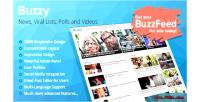 Buzzy news viral lists videos & polls