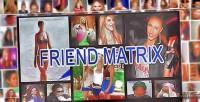 Campaign facebook friend matrix