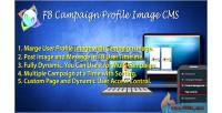 Campaign fb cms image profile
