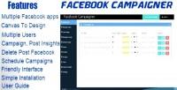Campaigner facebook app marketing facebook
