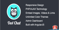 Chat owl community chat responsive