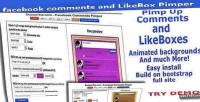 Comments facebook pimper likebox and