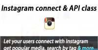 Connect instagram integration api and